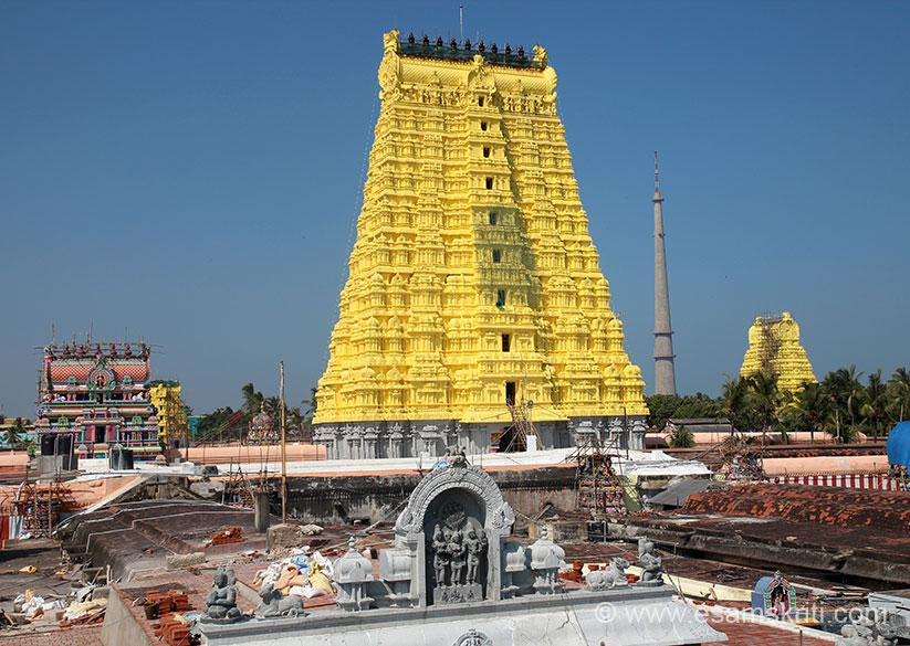 rameswaram temple timings